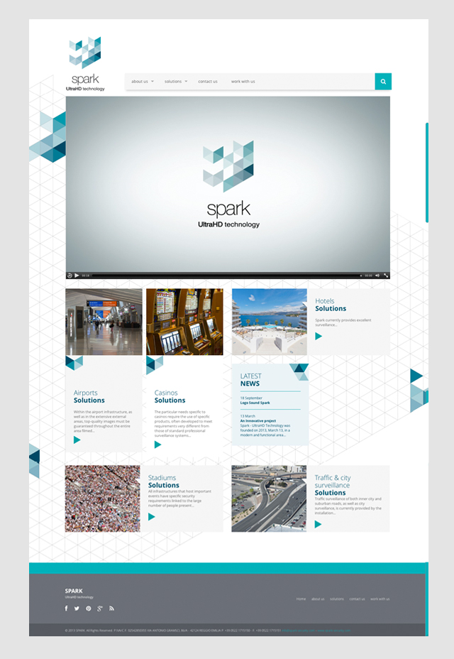 spark-web