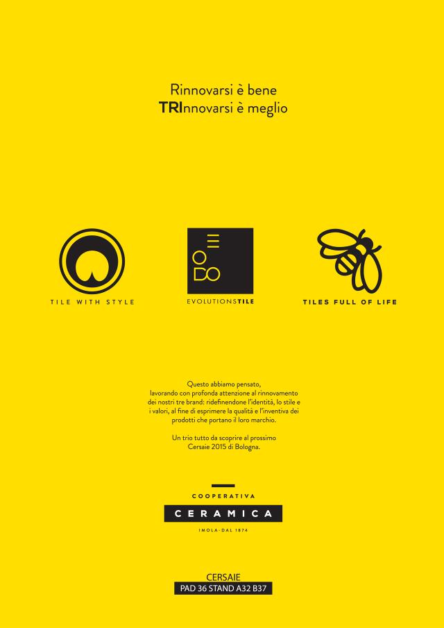 Imola Ceramica - ADV Teaser Cersaie 2015